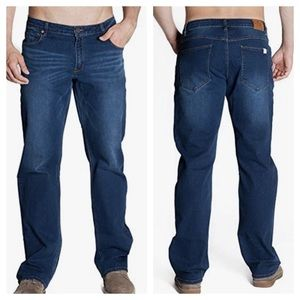Barbell Apparel Men's Athletic Fit Jeans